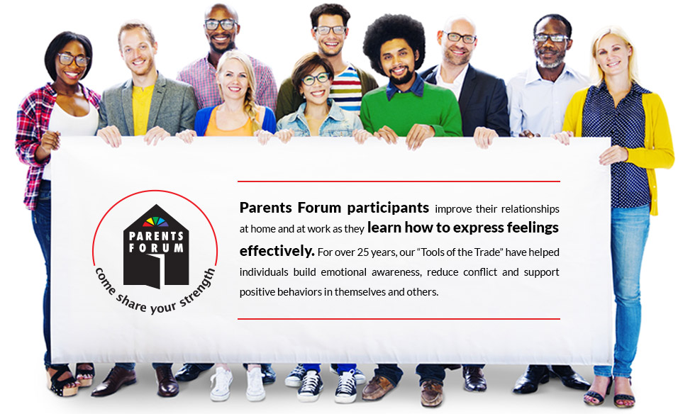 Parents Forum Banner