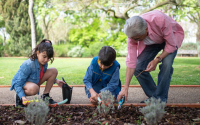 Helping Children Cope with Climate Change