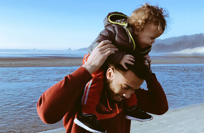 """A family… """"a life jacket in life's stormy sea"""""""